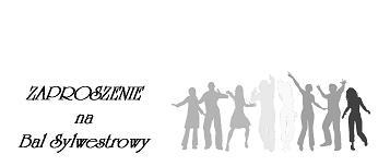 Zaproszenia Sylwestrowe Zaproszenie na Sylwestra nr 11